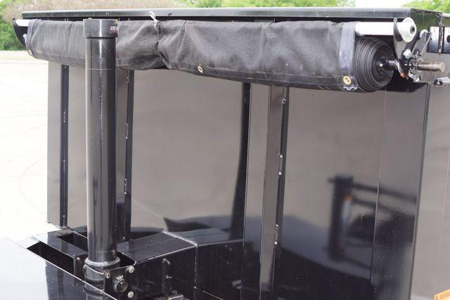 2021 Diamond C 14' x 82'' Low Profile Telescopic Dump Trailer in Keller, TX 76111
