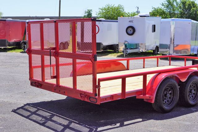 2019 Diamond C 16' General Utility Trailer in Fort Worth, TX 76111