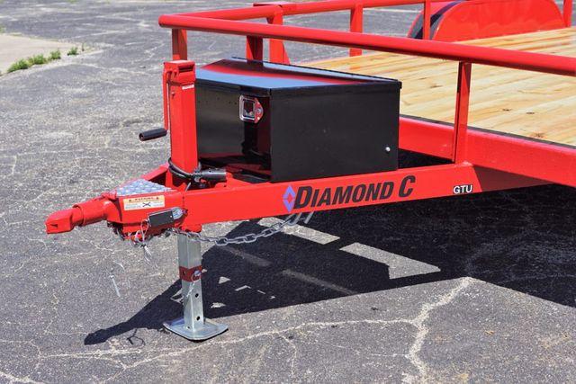 2019 Diamond C 16' General Utility Trailer in Fort Worth, TX 76111