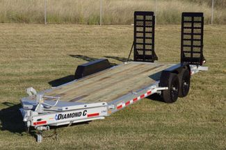 2019 Diamond C HD 25' SPRING RAMP in Fort Worth, TX 76111