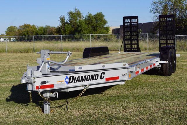 2019 Diamond C HD 25' SPRING RAMP in Fort Worth, TX 76111