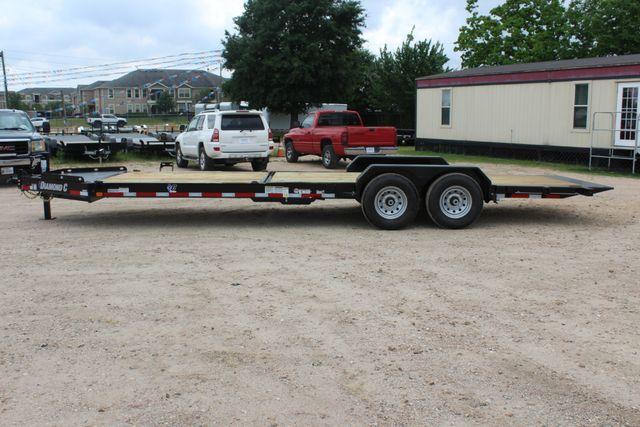 2019 Diamond C HDT - 24 Hydraulic Tilt Equipment Trailer CONROE, TX 12
