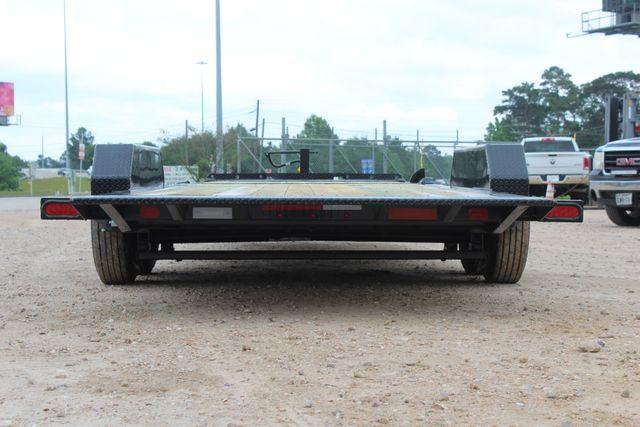2019 Diamond C HDT - 24 Hydraulic Tilt Equipment Trailer CONROE, TX 19