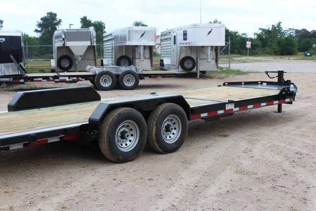 2019 Diamond C HDT - 24 Hydraulic Tilt Equipment Trailer CONROE, TX 24