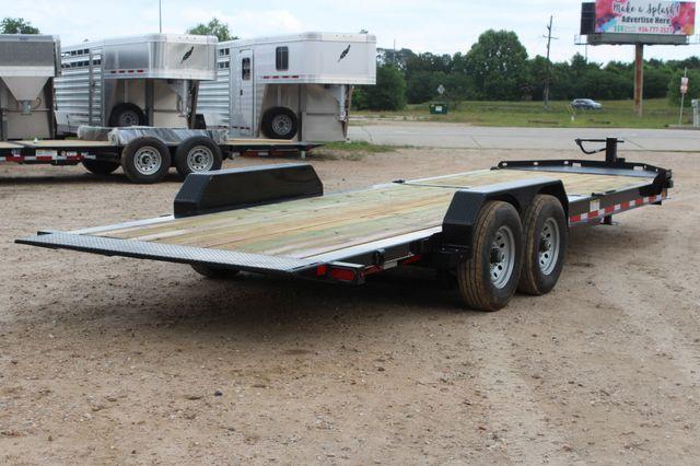 2019 Diamond C HDT - 24 Hydraulic Tilt Equipment Trailer CONROE, TX 26