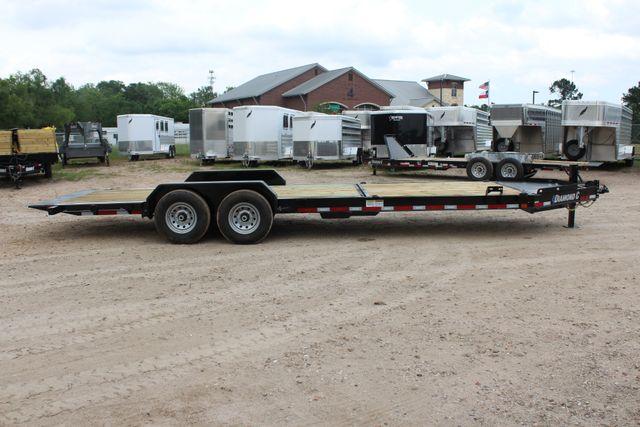 2019 Diamond C HDT - 24 Hydraulic Tilt Equipment Trailer CONROE, TX 27