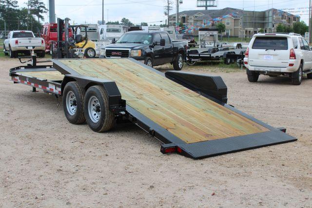 2019 Diamond C HDT - 24 Hydraulic Tilt Equipment Trailer CONROE, TX 17