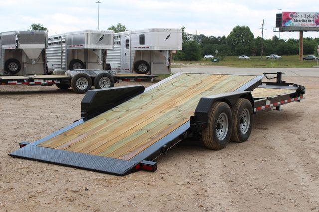 2019 Diamond C HDT - 24 Hydraulic Tilt Equipment Trailer CONROE, TX 23
