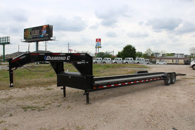 2019 Diamond C MVC 36' Multi-Vehicle Carrier with CONROE, TX 7