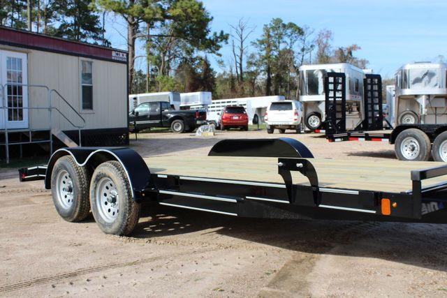 2019 Diamond C RC - 18 CAR HAULER WOOD FLOOR CONROE, TX 1