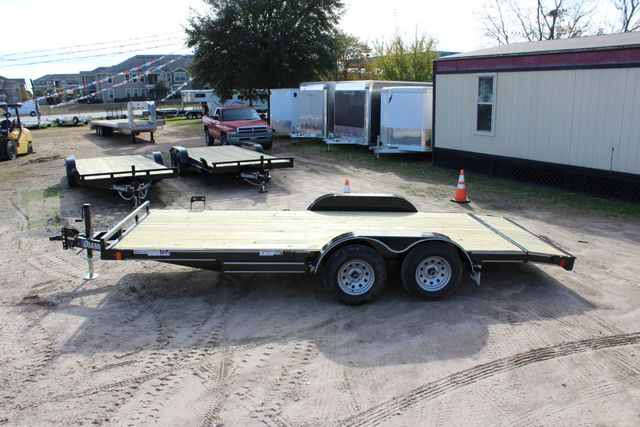 2019 Diamond C RC - 18 CAR HAULER WOOD FLOOR CONROE, TX 10