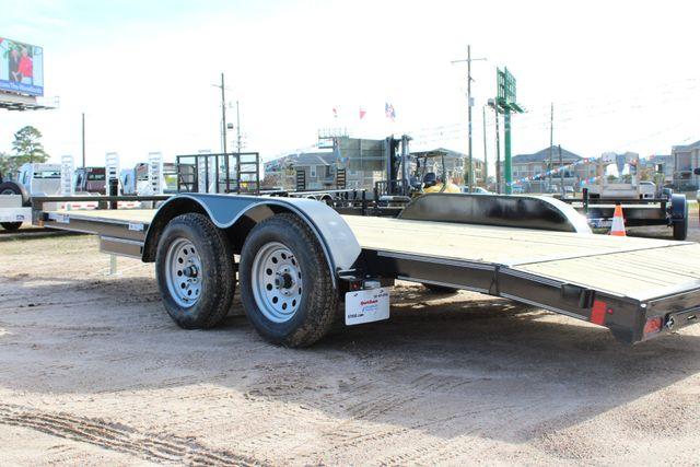 2019 Diamond C RC - 18 CAR HAULER WOOD FLOOR CONROE, TX 12