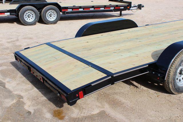 2019 Diamond C RC - 18 CAR HAULER WOOD FLOOR CONROE, TX 15