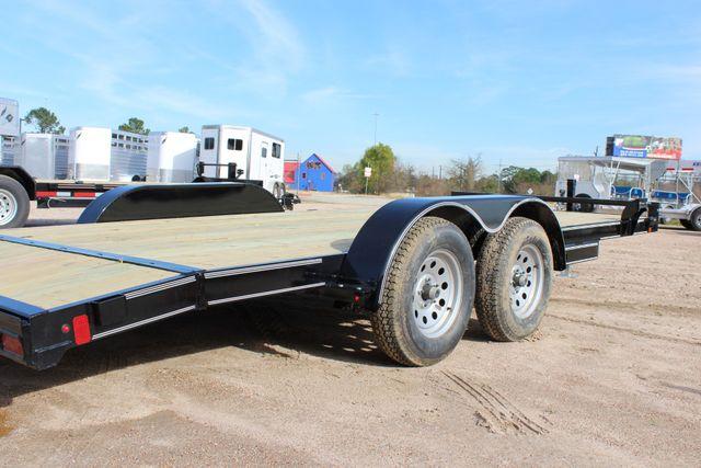 2019 Diamond C RC - 18 CAR HAULER WOOD FLOOR CONROE, TX 16
