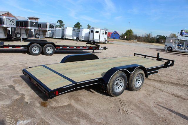 2019 Diamond C RC - 18 CAR HAULER WOOD FLOOR CONROE, TX 17
