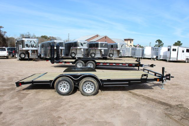 2019 Diamond C RC - 18 CAR HAULER WOOD FLOOR CONROE, TX 18