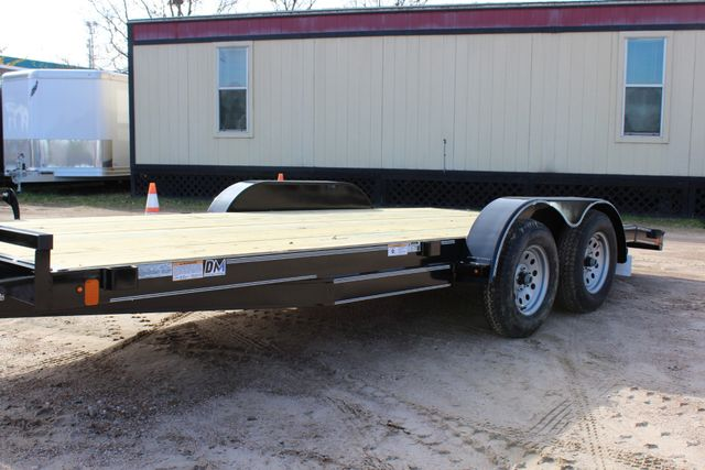 2019 Diamond C RC - 18 CAR HAULER WOOD FLOOR CONROE, TX 8
