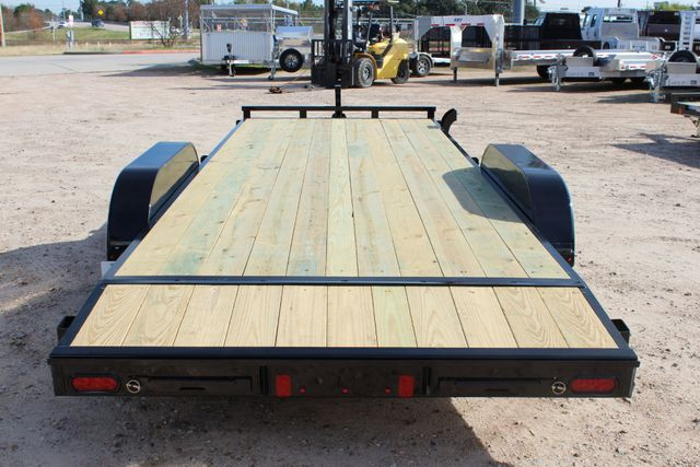 2019 Diamond C RC - 20 Ranger Wood Floor Car Hauler CONROE, TX 13