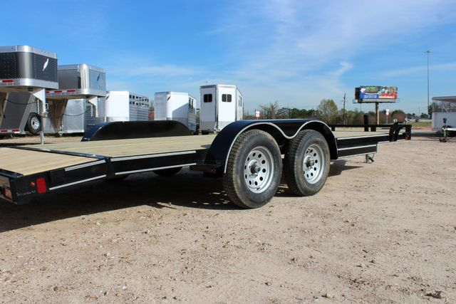 2019 Diamond C RC - 20 Ranger Wood Floor Car Hauler CONROE, TX 15