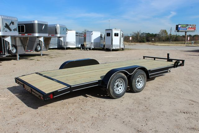 2019 Diamond C RC - 20 Ranger Wood Floor Car Hauler CONROE, TX 16