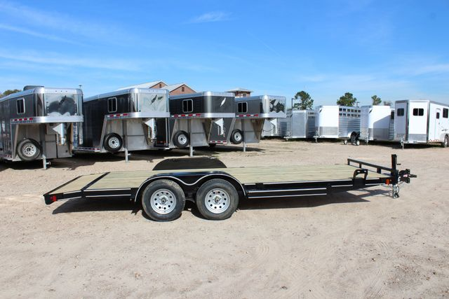 2019 Diamond C RC - 20 Ranger Wood Floor Car Hauler CONROE, TX 17