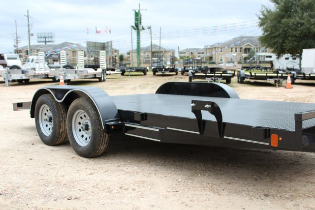 2019 Diamond C RCS 16' - RCS Steel Floor Car Hauler CONROE, TX 1