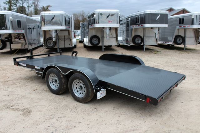2019 Diamond C RCS 16' - RCS Steel Floor Car Hauler CONROE, TX 10