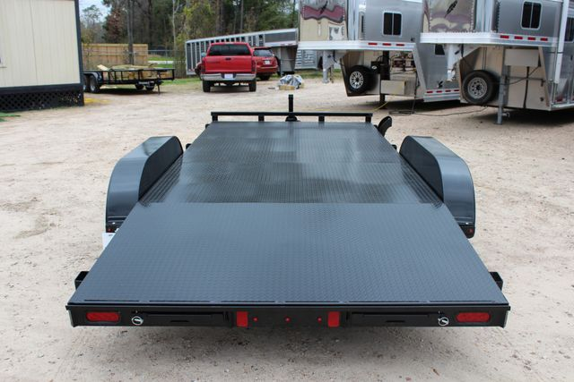 2019 Diamond C RCS 16' - RCS Steel Floor Car Hauler CONROE, TX 13