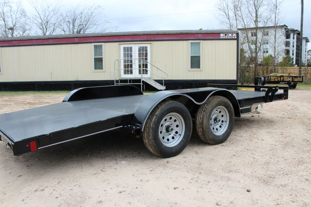2019 Diamond C RCS 16' - RCS Steel Floor Car Hauler CONROE, TX 15