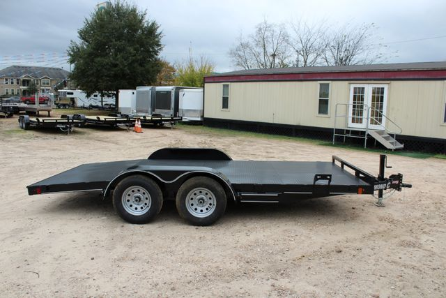 2019 Diamond C RCS 16' - RCS Steel Floor Car Hauler CONROE, TX 17