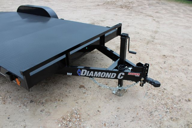 2019 Diamond C RCS 16' - RCS Steel Floor Car Hauler CONROE, TX 3