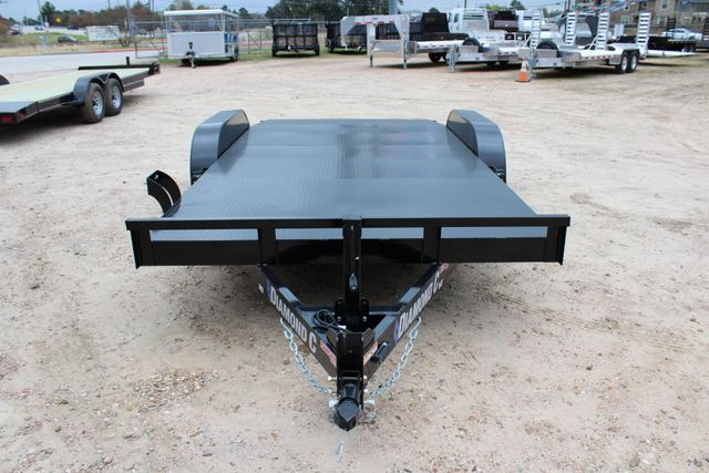 2019 Diamond C RCS 16' - RCS Steel Floor Car Hauler CONROE, TX 5