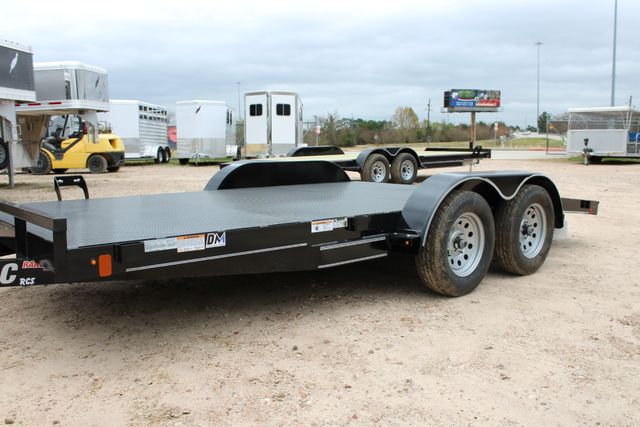 2019 Diamond C RCS 16' - RCS Steel Floor Car Hauler CONROE, TX 7