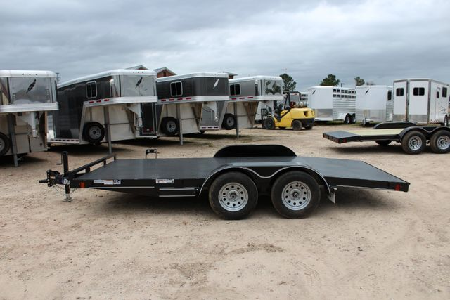 2019 Diamond C RCS 16' - RCS Steel Floor Car Hauler CONROE, TX 9