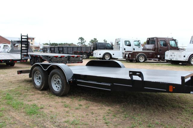 2019 Diamond C RCS 18' - Ranger Steel Floor Car Hauler CONROE, TX 1