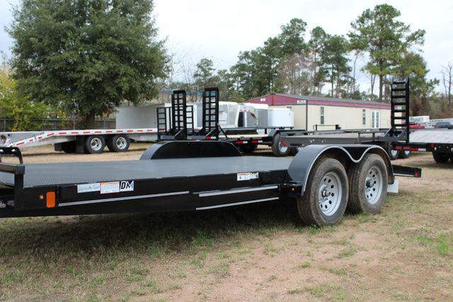 2019 Diamond C RCS 18' - Ranger Steel Floor Car Hauler CONROE, TX 10