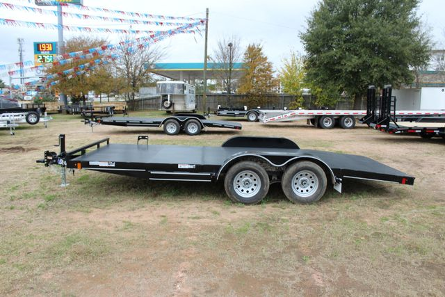 2019 Diamond C RCS 18' - Ranger Steel Floor Car Hauler CONROE, TX 12