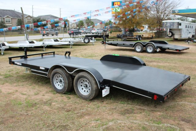 2019 Diamond C RCS 18' - Ranger Steel Floor Car Hauler CONROE, TX 13