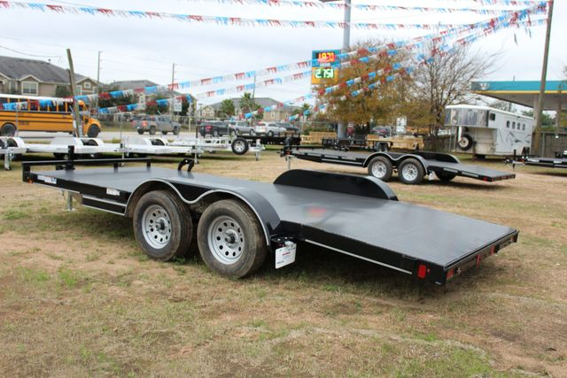 2019 Diamond C RCS 18' - Ranger Steel Floor Car Hauler CONROE, TX 14