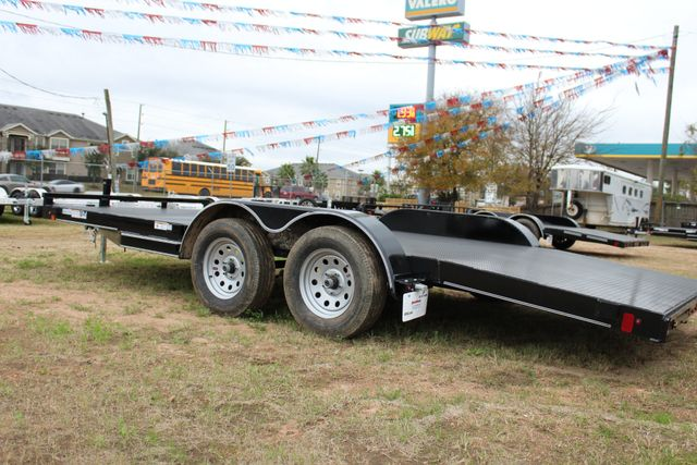 2019 Diamond C RCS 18' - Ranger Steel Floor Car Hauler CONROE, TX 15