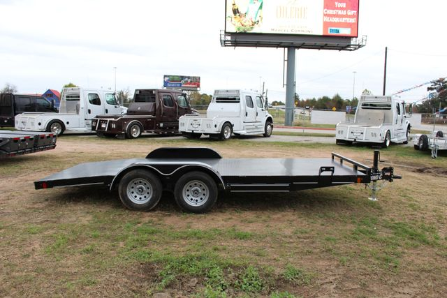 2019 Diamond C RCS 18' - Ranger Steel Floor Car Hauler CONROE, TX 22