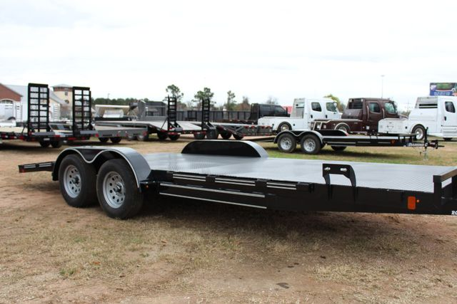 2019 Diamond C RCS 20' - Ranger Steel Floor Car Hauler CONROE, TX 1