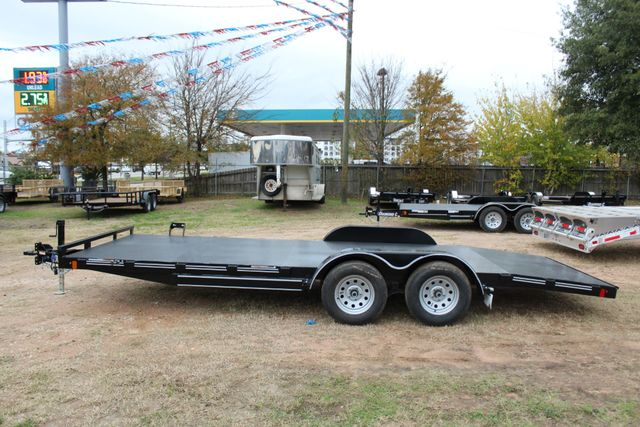 2019 Diamond C RCS 20' - Ranger Steel Floor Car Hauler CONROE, TX 10