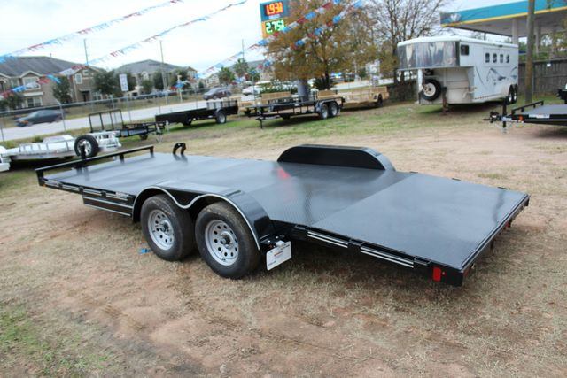 2019 Diamond C RCS 20' - Ranger Steel Floor Car Hauler CONROE, TX 11