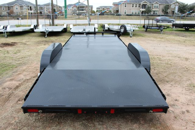 2019 Diamond C RCS 20' - Ranger Steel Floor Car Hauler CONROE, TX 14