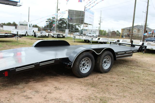 2019 Diamond C RCS 20' - Ranger Steel Floor Car Hauler CONROE, TX 16