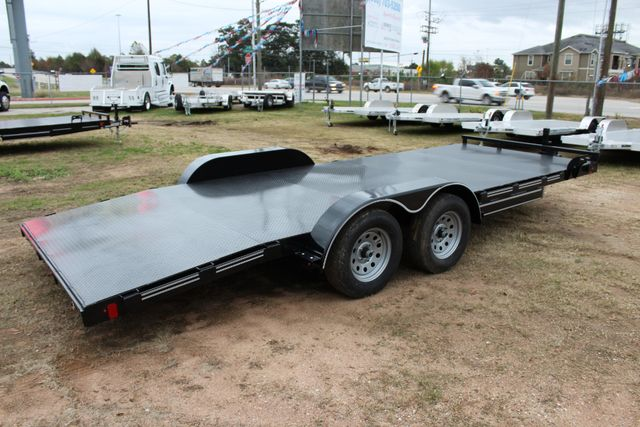 2019 Diamond C RCS 20' - Ranger Steel Floor Car Hauler CONROE, TX 17