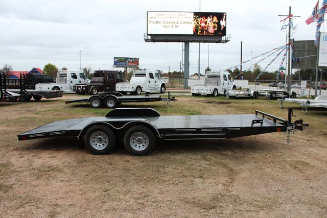 2019 Diamond C RCS 20' - Ranger Steel Floor Car Hauler CONROE, TX 18