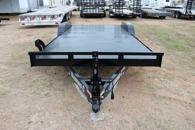 2019 Diamond C RCS 20' - Ranger Steel Floor Car Hauler CONROE, TX 4