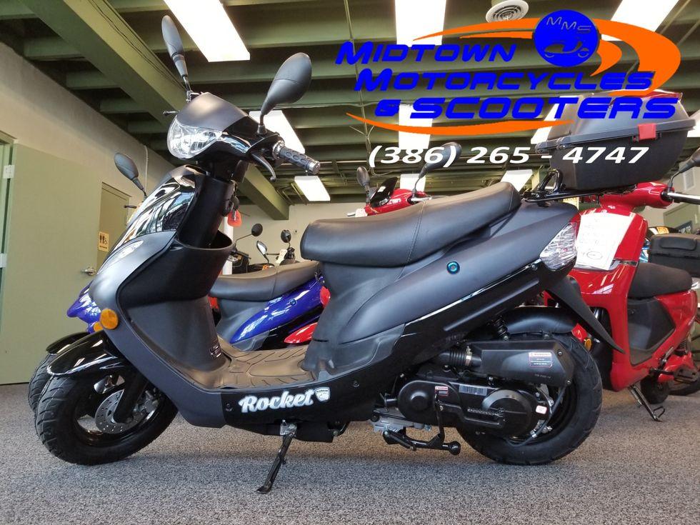 2019 Daix 4J Scooter 49cc | Daytona Beach FL | Midtown